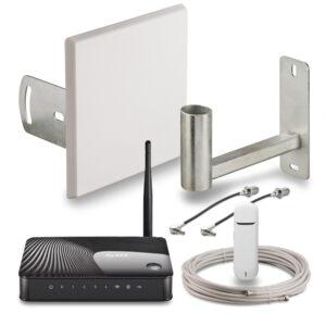 Высокоскоростной (Спутниковый) безлимитный Интернет (4G, Триколор) в Дом. 1